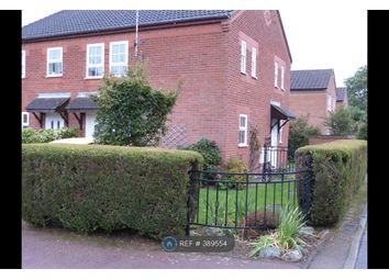 Thumbnail 1 bed semi-detached house to rent in Elvington, King's Lynn