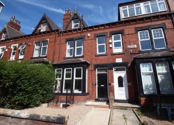 Thumbnail 6 bed terraced house to rent in Estcourt Terrace, Headingley, Leeds