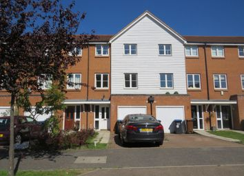 Thumbnail 4 bed terraced house to rent in Chambers Grove, Welwyn Garden City
