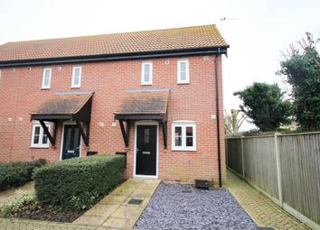Thumbnail 1 bed end terrace house for sale in Victory Avenue, Bradwell, Great Yarmouth