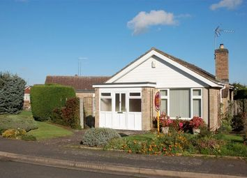Thumbnail 2 bedroom detached bungalow for sale in Gayhurst Close, Moulton, Northampton