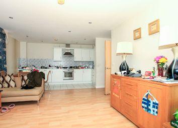 Thumbnail 2 bed flat for sale in Cubitt Way, Woodston, Peterborough