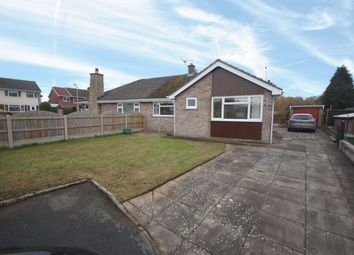 Thumbnail Semi-detached bungalow to rent in Birch Close, Market Drayton