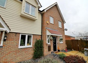 Thumbnail 3 bed semi-detached house for sale in School Lane, Sawbridgeworth