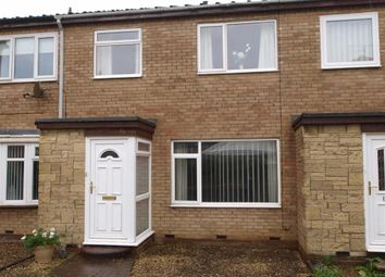 Thumbnail 3 bed terraced house for sale in Kendal Drive, Cramlington