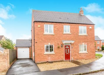 Thumbnail 3 bed detached house for sale in St. Chads Way, Newbold, Chesterfield, Derbyshire