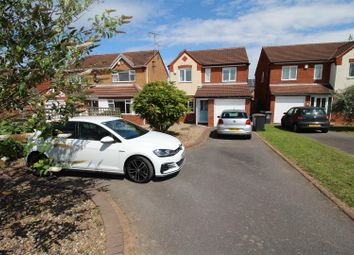 Newall Drive, Beeston, Nottingham NG9. 3 bed detached house