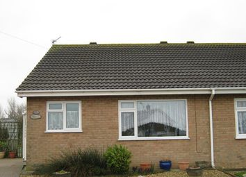 Thumbnail 2 bed semi-detached house to rent in Buckingham Close, Sutton-On-Sea, Mablethorpe