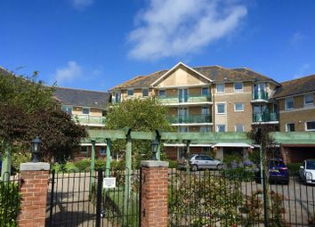 Thumbnail 1 bed flat for sale in Gated Over 55's Apartment, Swannery Court, Weymouth