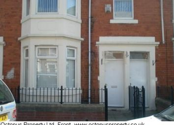 Thumbnail 2 bed flat to rent in Ladykirk Road, Newcastle Upon Tyne