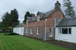 Thumbnail 3 bed detached house for sale in Burnhead, Auldgirth, Dumfries