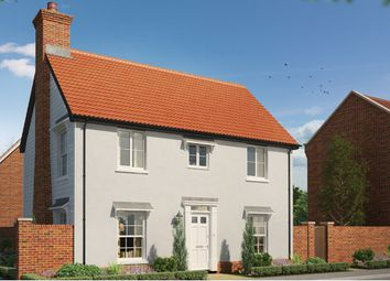 Thumbnail 3 bedroom detached house for sale in Station Road, Framlingham, Suffolk