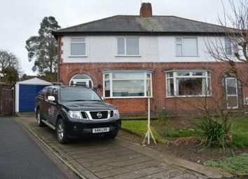 Thumbnail 3 bed semi-detached house to rent in Greenland Avenue, Leicester