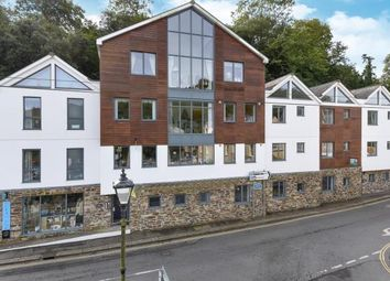 Thumbnail 2 bed flat for sale in Station Road, Fowey, Cornwall