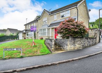 Thumbnail 4 bed detached house for sale in Walkdale Brow, Glossop