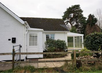 Thumbnail 2 bed semi-detached bungalow for sale in Broadmoor, Kilgetty