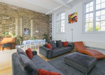 Thumbnail 4 bed property to rent in Old Chesterton Building, Battersea Park