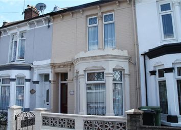 Thumbnail 2 bed terraced house for sale in Queens Road, Portsmouth, Hampshire