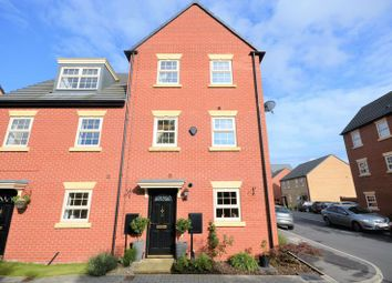 Thumbnail 2 bed town house for sale in 12 Hazelmount Way, Castleford