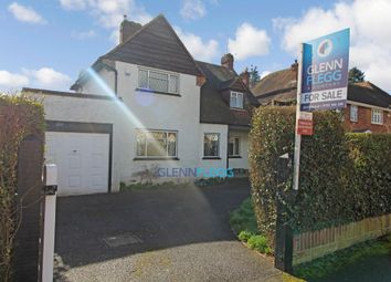 Thumbnail 4 bedroom detached house for sale in Sutton Avenue, Langley, Slough