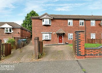 Thumbnail 3 bed flat for sale in Birchfield Way, Walsall, West Midlands