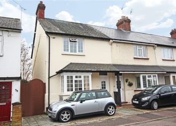 Thumbnail 3 bed end terrace house for sale in Alexandra Road, Addlestone, Surrey