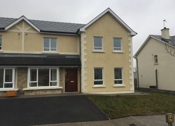Thumbnail 4 bed semi-detached house for sale in 12 A Tarmon Manor, Castlerea, Roscommon
