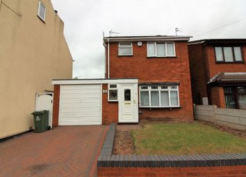 Thumbnail 3 bed detached house to rent in Short Street, Willenhall