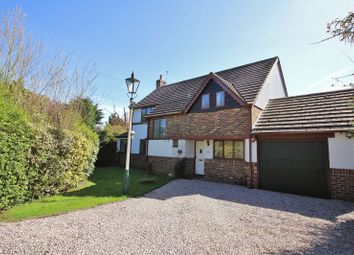 Thumbnail 4 bed detached house for sale in North Drive, Thornton-Cleveleys