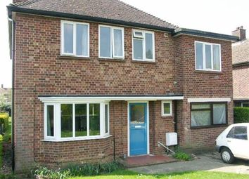 Thumbnail 6 bedroom shared accommodation to rent in Arbury Road, Cambridge