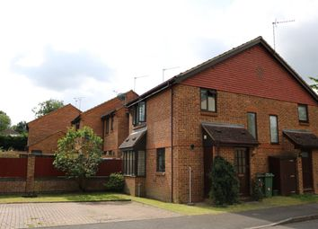 Thumbnail 1 bed terraced house to rent in Great Oaks Chase, Chineham, Basingstoke