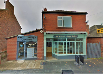Thumbnail Retail premises for sale in Bakers & Confectioners YO8, North Yorkshire