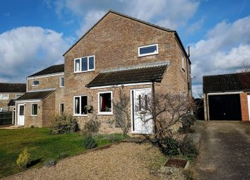 Thumbnail 4 bed detached house for sale in Orchids Close, Bungay