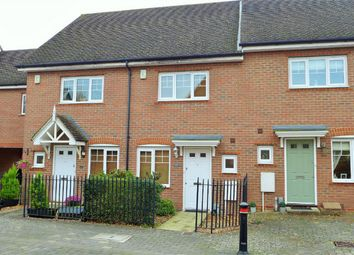 Thumbnail 2 bed terraced house to rent in Falconer Road, Fleet