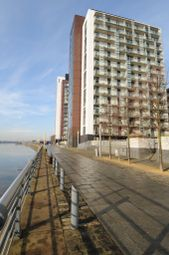Thumbnail 1 bed flat for sale in 0/1, 350 Meadowside Quay Walk, Glasgow