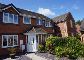 Thumbnail 3 bed terraced house for sale in Pilgrims Wharf, St Annes Park