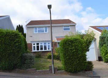 Thumbnail 4 bed detached house for sale in Llwyn Mawr Close, Swansea