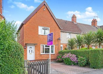 Thumbnail 2 bed end terrace house for sale in Wedgnock Green, Warwick