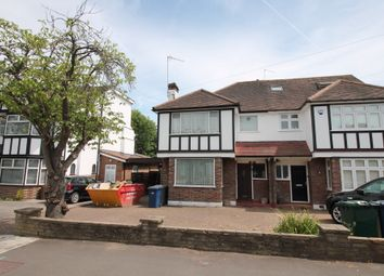 Thumbnail 3 bed semi-detached house for sale in Longland Drive, London