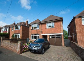 Thumbnail 4 bed detached house for sale in Sancroft Road, Eastbourne