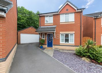 Thumbnail 3 bedroom detached house for sale in Nant Y Garn, Risca, Newport.