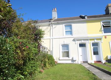 Thumbnail 3 bed terraced house for sale in Arundel Terrace, Stoke, Plymouth