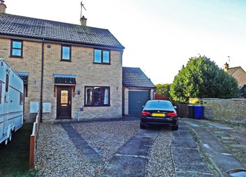 Thumbnail 3 bed semi-detached house for sale in Willow Close, Brandon