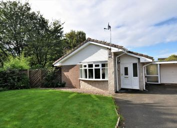 Thumbnail 3 bed bungalow to rent in Rydal Close, Holmes Chapel, Crewe