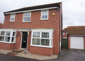 Thumbnail 4 bed detached house for sale in High Main Drive, Nottingham