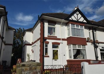 Thumbnail 4 bed semi-detached house for sale in Carter Avenue, Exmouth, Devon