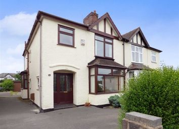 Thumbnail 3 bedroom semi-detached house for sale in Elaine Avenue, High Lane, Stoke-On-Trent