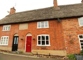 Thumbnail 2 bed cottage for sale in Welford Road, South Kilworth, Lutterworth