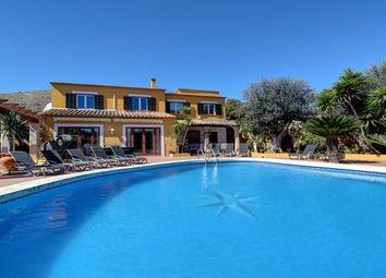 Thumbnail 5 bed villa for sale in Spain, Mallorca, Alcúdia, Puerto De Alcúdia