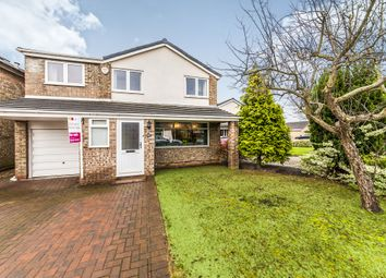Thumbnail 4 bed detached house for sale in Battersby Close, Yarm